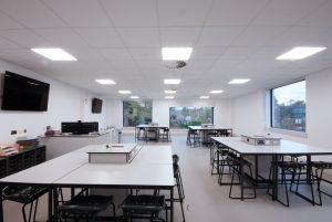 St Ambrose College Classroom