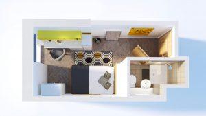 Kelaty House Room Design